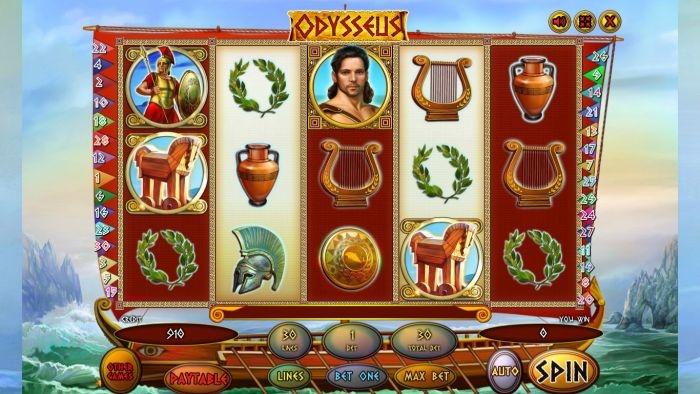 Игровой Автомат Одиссея Играть Бесплатно